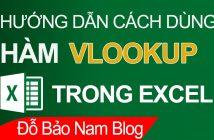 Cách sử dụng hàm VLOOKUP trong Excel hay và dễ hiểu nhất