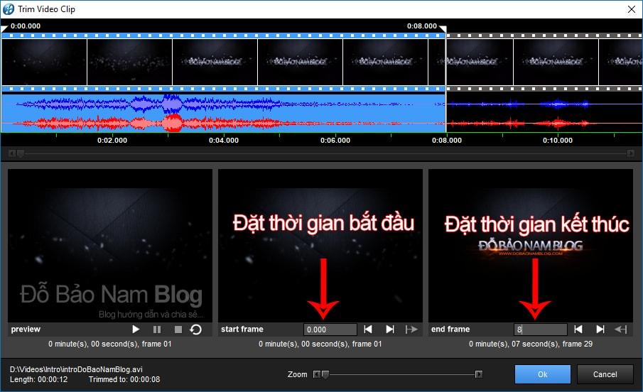 Cách cắt ghép video trên máy tính bằng Proshow Producer - Ảnh 02