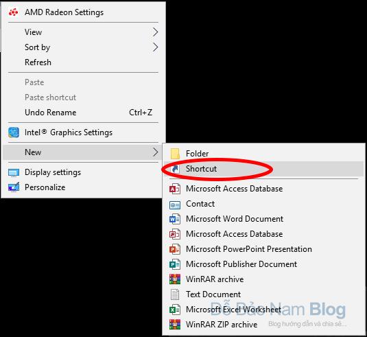 Hướng dẫn cách hẹn giờ tắt máy tính không dùng phần mềm - B01