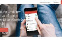 Hướng dẫn cách tạo tài khoản Gmail Google mới nhất - Bước 01