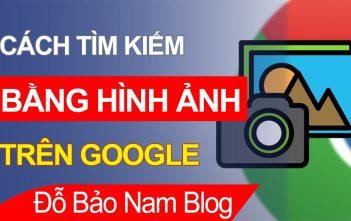Cách tìm kiếm bằng hình ảnh trên Google hiệu quả