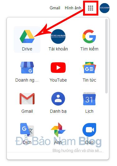 Cách vào Google Driver trên máy tính nhanh nhất