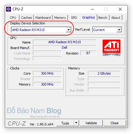 Cách kiểm tra card màn hình máy tính (Graphics)