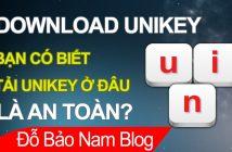 Download Unikey, đâu là trang tải Unikey miễn phí chính thức?