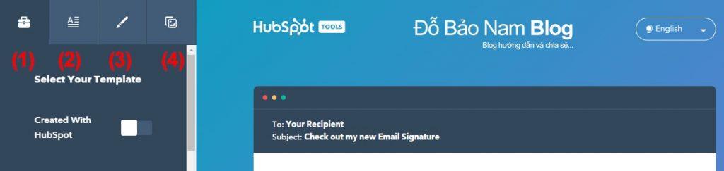Cách tạo chữ ký Gmail đẹp chuyên nghiệp bằng website hỗ trợ