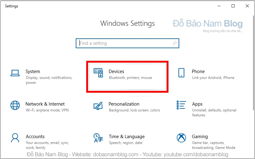 How to turn on bluetooth on Windows 10 computer via Settings
